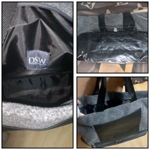 BN LARGE DSW SHOE & BOOT TRAVEL BAG❗️